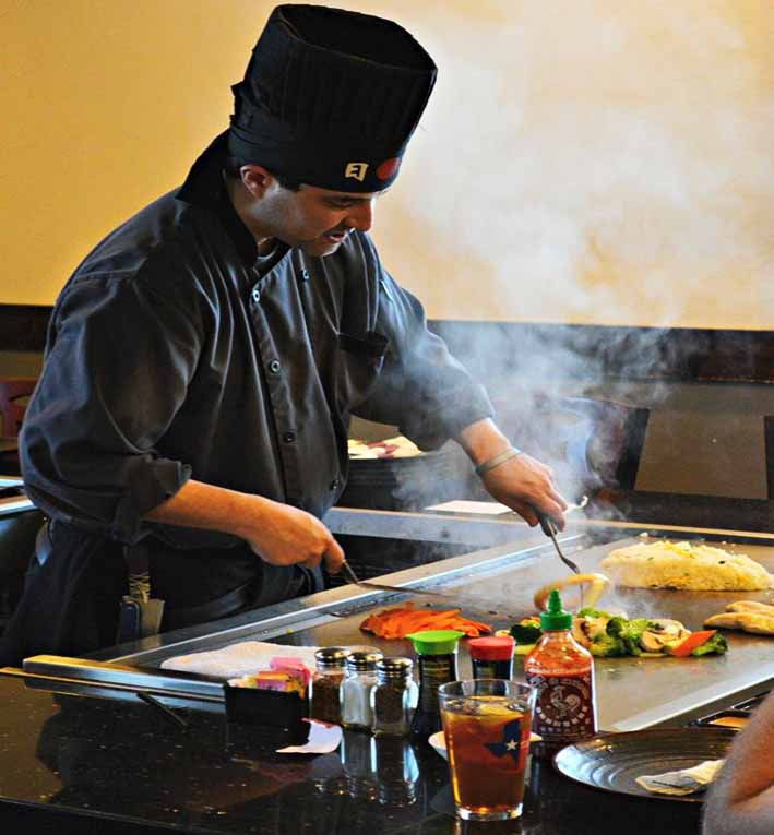 Bonzai New Braunfels Chef